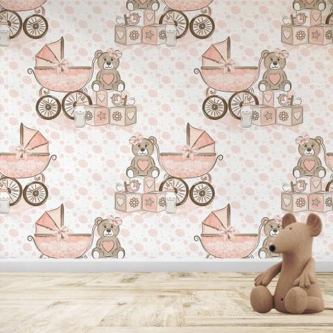 Mural Infantil - Baby girl