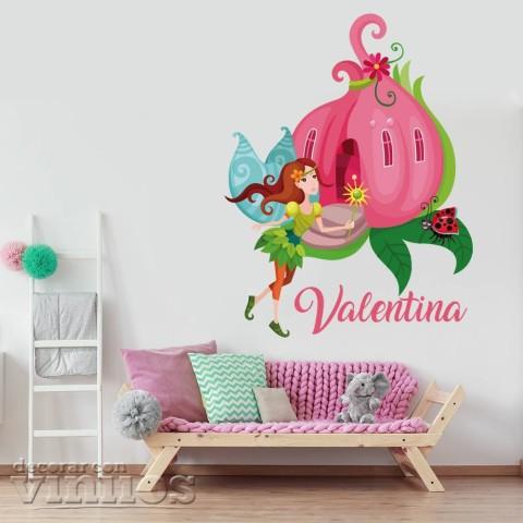 Vinilos Decorativos - Hada