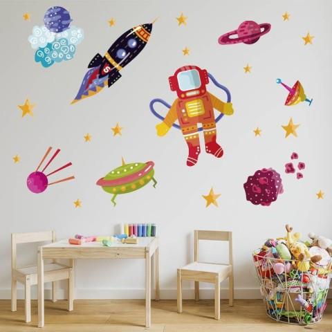 Vinilos Decorativos - Astronauta