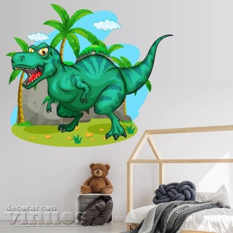 Vinilos Decorativos - Dinosaurio T-Rex
