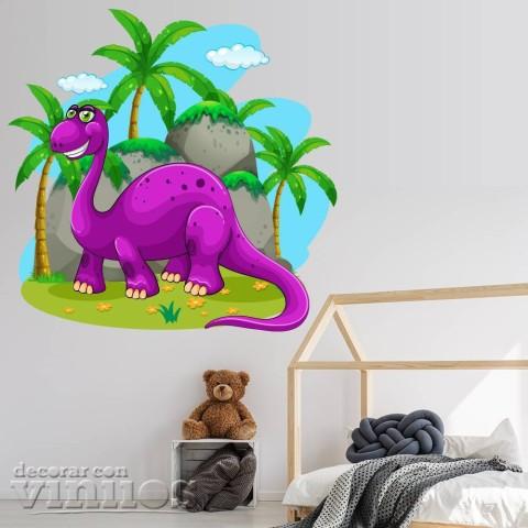 Vinilos Decorativos - Dinosaurio