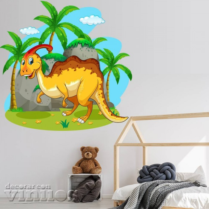 Vinilos Decorativos - Dinosaurio 2