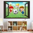 Ventana Infantil - Futbol 2