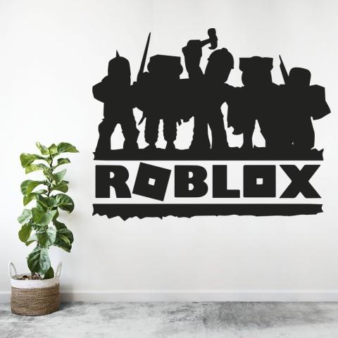 Vinilos Decorativos - Roblox