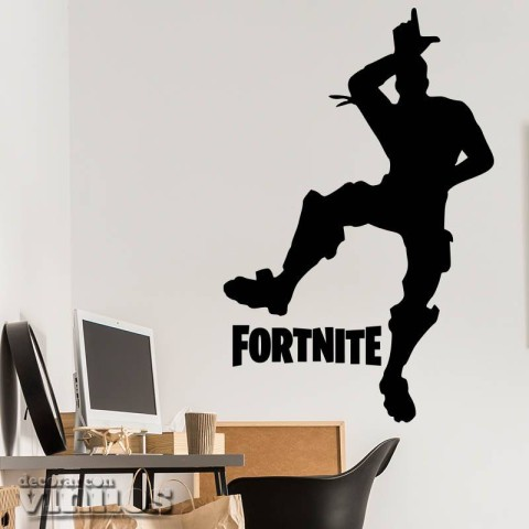 Vinilos Decorativos - Fortnite Loser