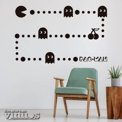 Vinilos Decorativos - Pacman