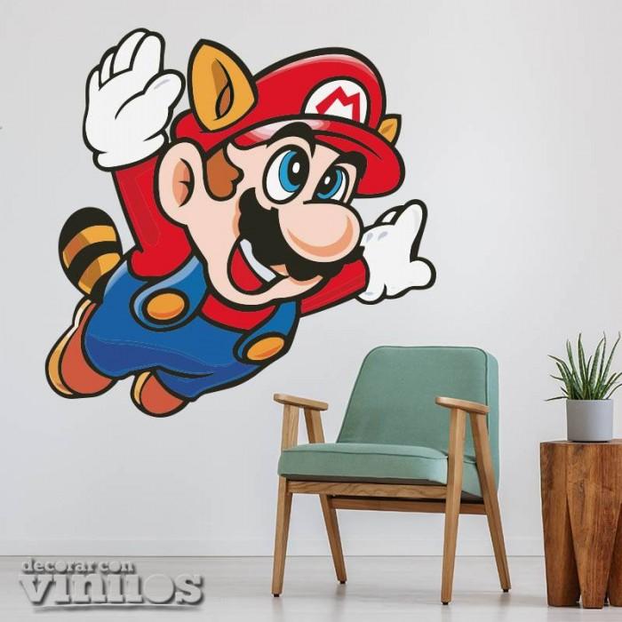 Vinilos Decorativos - Super Mario Bross