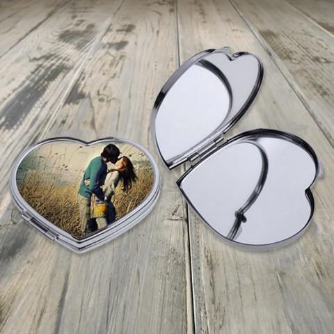 Espejo Forma Corazón
