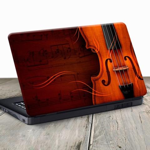 Vinilo para Portátil - Violin