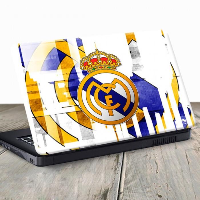 Vinilo para Portátil - Real Madrid