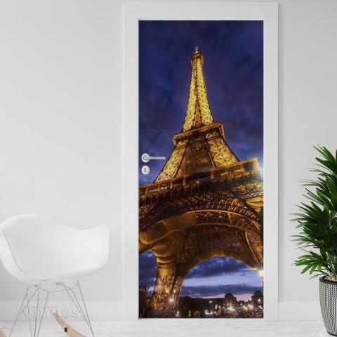Vinilo para Puerta - Paris