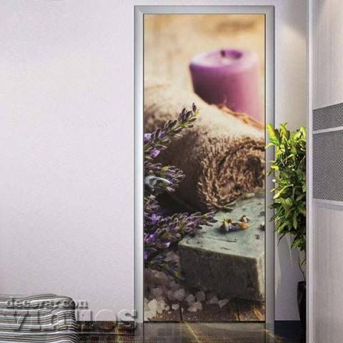 Vinilos decorativos para puertas - Cristales decorativos para puertas de interior ...