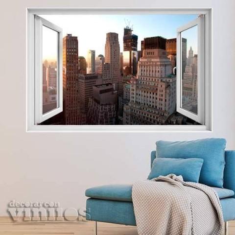 Ventana 3D - New York