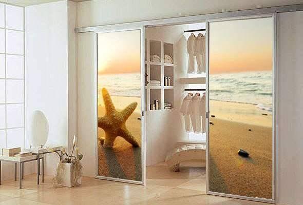 Vinilos para puertas de armario for Vinilos decorativos armarios