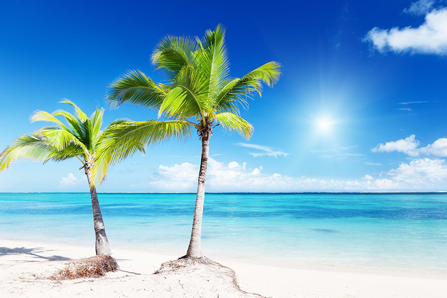 Fotomural - Playa 2