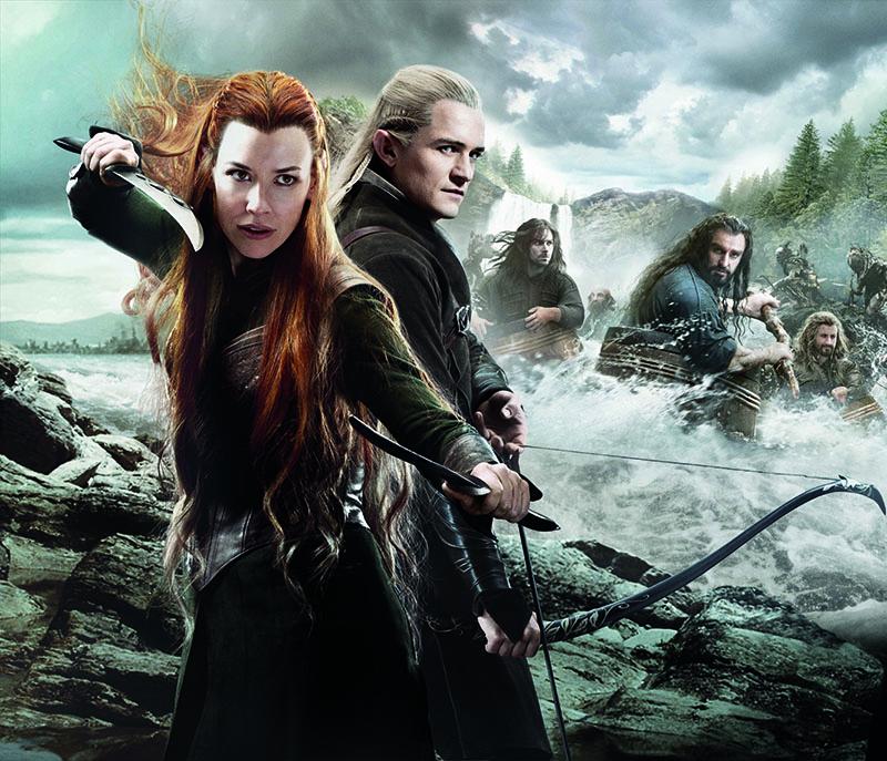 Fotomural -  Hobbit 1