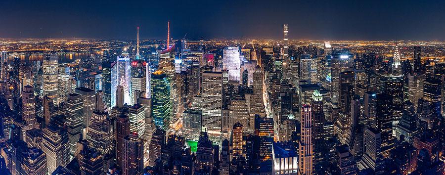 Fotomural - New York City