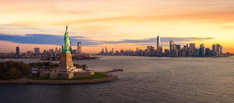 Fotomural - Estatua Libertad Nueva York