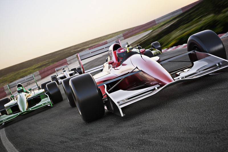 Fotomural - Formula1